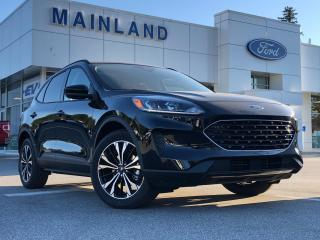 New 2021 Ford Escape SE 200A for sale in Surrey, BC