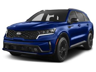 New 2021 Kia Sorento 2.5T SX w/Black Leather for sale in Carleton Place, ON