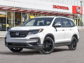 New 2021 Honda Pilot Black Edition for sale in Vancouver, BC