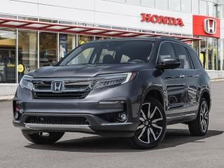 New 2021 Honda Pilot TOURING 7P for sale in Vancouver, BC