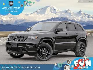 New 2021 Jeep Grand Cherokee Altitude  - Sunroof - $336 B/W for sale in Abbotsford, BC