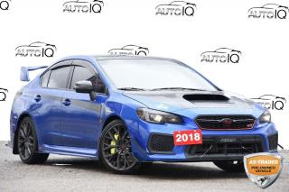 Used 2018 Subaru WRX STI Sport-tech w/Wing SELLING AS-IS | VEHICLE IS MODIFIED for sale in Kitchener, ON