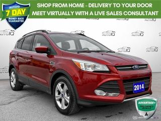 Used 2014 Ford Escape SE FWD Navi/Roof/Power Lifttgate for sale in St Thomas, ON