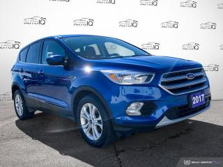 Used 2017 Ford Escape SE FWD Cloth/Heated Seats/Bluetooth for sale in St Thomas, ON