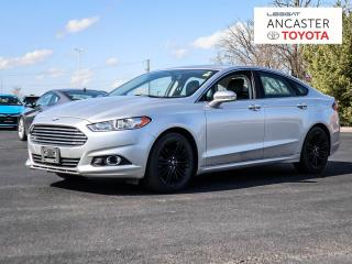 Used 2013 Ford Fusion SE with Power Sunroof for sale in Ancaster, ON
