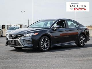 Used 2018 Toyota Camry SE for sale in Ancaster, ON