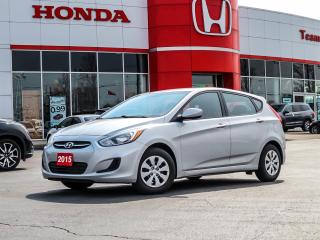 Used 2015 Hyundai Accent GL for sale in Milton, ON