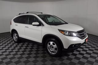 Used 2014 Honda CR-V Touring AWD | 2 SETS OF WHEELS | NAVI | LEATHER | SUNROOF for sale in Huntsville, ON