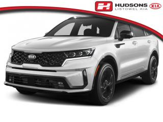 New 2021 Kia Sorento 2.5T SX w/Black Leather for sale in Listowel, ON