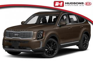 New 2021 Kia Telluride SX Limited for sale in Stratford, ON