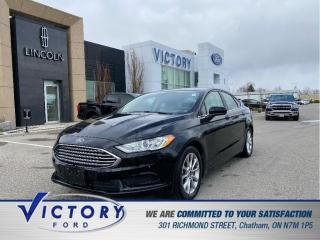 Used 2017 Ford Fusion S | BLUETOOTH | BACKUP CAMERA for sale in Chatham, ON