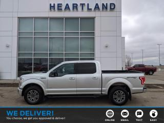Used 2015 Ford F-150 XLT PANORAMIC SUNROOF | REMOTE START | HEATED SEATS | BACK UP CAMERA-USED EDMONTON FORD DEALER for sale in Fort Saskatchewan, AB