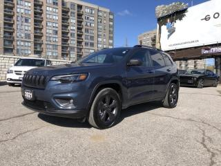 Used 2021 Jeep Cherokee North 8.4