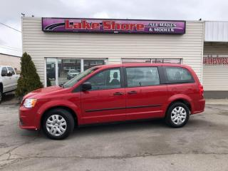 Used 2014 Dodge Grand Caravan SE/SXT SEL LOCAL TRADE for sale in Tilbury, ON