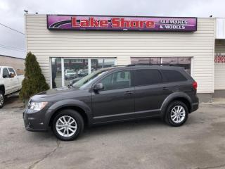 Used 2016 Dodge Journey SXT/Limited SXT DVD SYSTEM for sale in Tilbury, ON