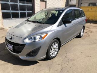 Used 2015 Mazda MAZDA5 GS, Auto, No Accidents! Low Mileage! for sale in Toronto, ON