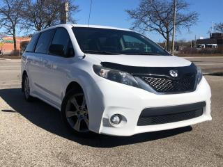 Used 2012 Toyota Sienna 5DR V6 SE 8-PASS FWD for sale in Waterloo, ON