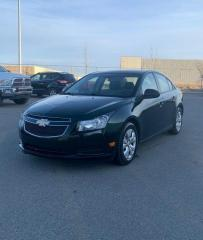 Used 2014 Chevrolet Cruze 2LS | $0 DOWN - EVERYONE APPROVED! for sale in Calgary, AB
