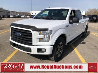 Used 2015 Ford F-150 XLT SUPERCREW 4WD 3.5L for sale in Calgary, AB