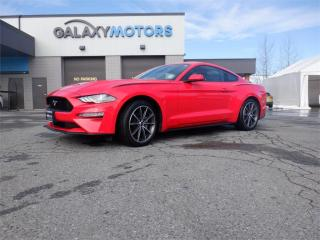 Used 2019 Ford Mustang ECOBOOST,NAVIGATION, DUAL EXHAUST, for sale in Victoria, BC