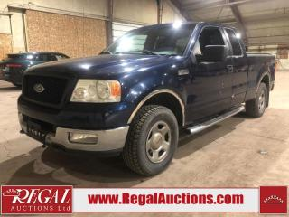 Used 2005 Ford F-150 XLT SUPERCAB 4WD for sale in Calgary, AB