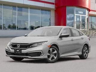New 2021 Honda Civic LX for sale in Winnipeg, MB