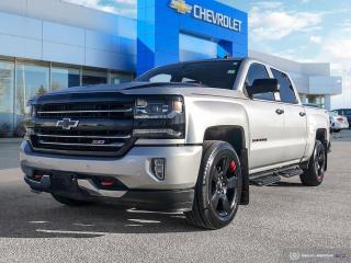 Used 2017 Chevrolet Silverado 1500 LTZ Crew Cab | 4WD | 5.3L V8 for sale in Winnipeg, MB