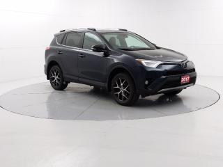 Used 2017 Toyota RAV4 SE Local Trade! for sale in Winnipeg, MB