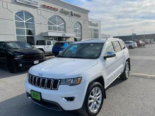 Used 2017 Jeep Grand Cherokee Limited for sale in Nepean, ON
