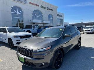 Used 2018 Jeep Cherokee Limited for sale in Nepean, ON