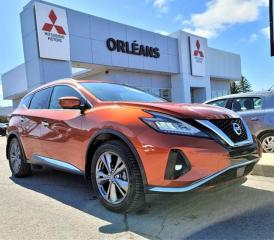 Used 2019 Nissan Murano Platinum for sale in Orléans, ON
