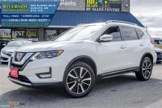 Used 2017 Nissan Rogue SL for sale in Guelph, ON