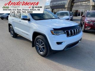 Used 2018 Jeep Grand Cherokee Limited *Trailer Tow* for sale in Prince Albert, SK