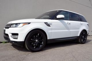 Used 2016 Land Rover Range Rover Sport HSE Td6 4WD for sale in Vancouver, BC
