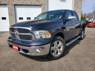 Used 2018 RAM 1500 SLT for sale in Sarnia, ON