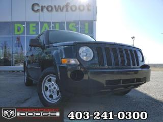 Used 2010 Jeep Patriot SPORT AUTOMATIC 4X4 for sale in Calgary, AB