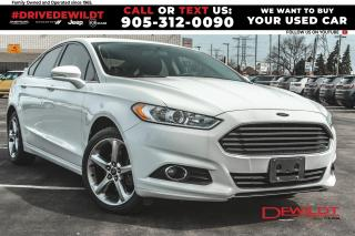 Used 2015 Ford Fusion SE | AWD | HEATED SEATS | REAR CAM | for sale in Hamilton, ON