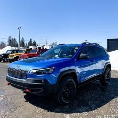 New 2021 Jeep Cherokee Trailhawk Elite for sale in Kapuskasing, ON