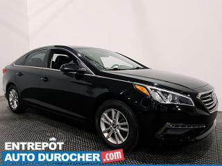 Used 2016 Hyundai Sonata 2.4L GL - AUTOMATIQUE - CLIMATISEUR for sale in Laval, QC