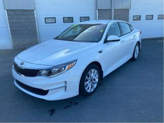 Used 2016 Kia Optima LX+ with Heated Seats & Steering Wheel for sale in Kentville, NS