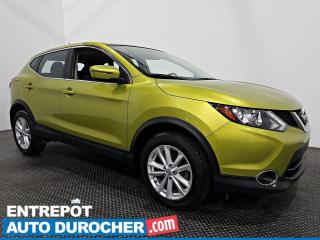 Used 2018 Nissan Qashqai AWD - TOIT OUVRANT - CLIMATISEUR for sale in Laval, QC