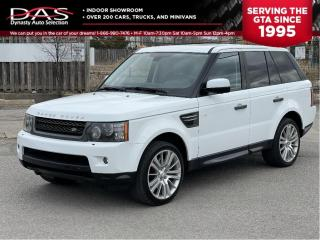 Used 2011 Land Rover Range Rover Sport LUXURY AWD NAVIGATION/SUNROOF/CAMERA for sale in North York, ON