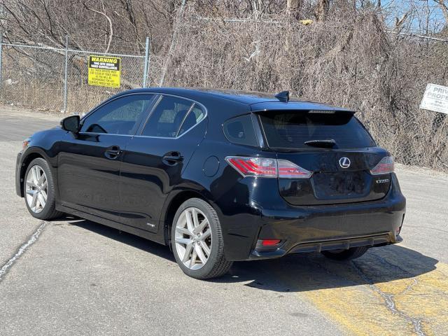 2014 Lexus CT 200h PREM HYBRID NAVIGATION/REAR CAMERA Photo7