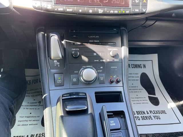 2014 Lexus CT 200h PREM HYBRID NAVIGATION/REAR CAMERA Photo16