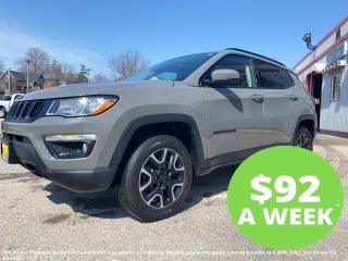 Used 2019 Jeep Compass Sport for sale in Mitchell, ON