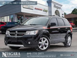 Used 2016 Dodge Journey R/T | Lady Owned for sale in Niagara Falls, ON