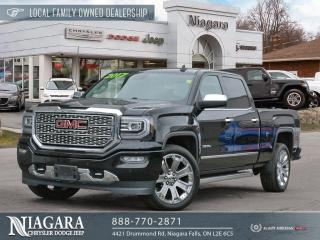 Used 2017 GMC Sierra 1500 Denali for sale in Niagara Falls, ON