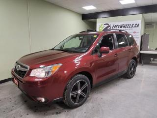 Used 2015 Subaru Forester i Touring for sale in New Liskeard, ON