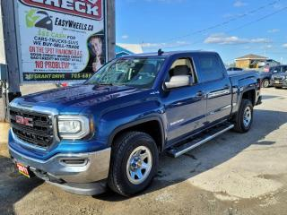 Used 2017 GMC Sierra 1500 Base for sale in New Liskeard, ON