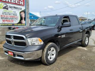 Used 2017 RAM 1500 ST for sale in New Liskeard, ON